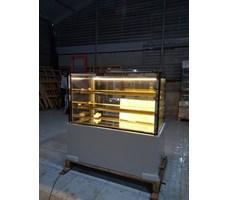 Tủ bánh kem 3 tầng 1,2m OKASU OKA-1200