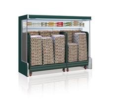 Tủ trưng bày siêu thị Hàn Quốc SMS1R2-06SL