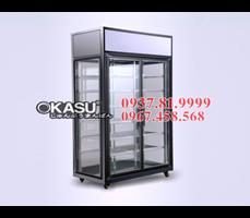 Tủ mát trưng bày siêu thị OKASU OKS-SG18SG