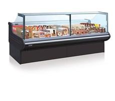 Tủ trưng bày thực phẩm kiểu Châu Âu OPO SME0M2-06SF