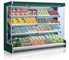Tủ mát trưng bày rau củ dạng mở OPO SMMUV2-06SL