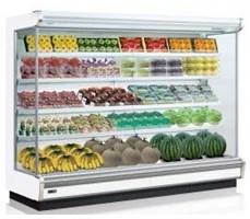 Tủ mát trưng bày rau củ dạng mở OPO SMM4V2-06SL