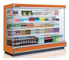 Tủ mát trưng bày thức uống dạng mở OPO SMD4D2-06SL