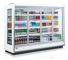 Tủ mát trưng bày thức uống dạng cửa trượt OPO SMM4D2-12SSD