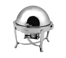 Lò hâm buffet tròn chân trắng ATOSA DAT51162W