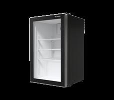 Tủ mát quầy bar mini 1 cánh kính Sanden SPE-0105