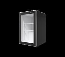 Tủ mát quầy bar mini 1 cánh kính Sanden SPE-0075