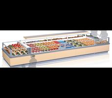 Tủ đông siêu thị OPO POG1-12D