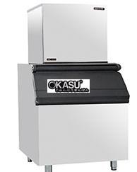 Máy làm đá hình ống OKASU EC-650