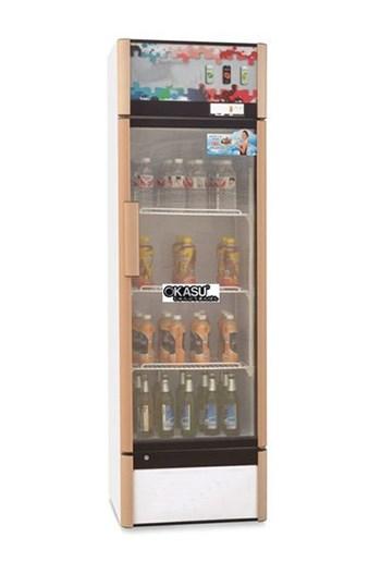 Tủ mát siêu thị 1 cánh kính OKASU OKA-LSC-355