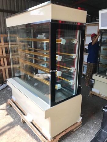 Tủ trưng bày bánh kem 5 tầng OKASU OKA-1500