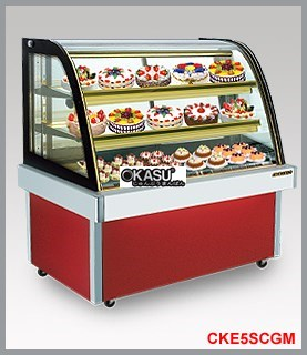 Tủ trưng bày bánh kem OKASU OKA-CKE5SCGM