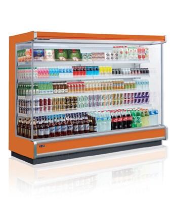 Tủ trưng bày siêu thị Hàn Quốc SMM4D2-06SL