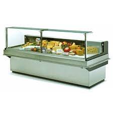 Tủ đông mát trưng bày bánh kem Carrier DANAOS12587PG