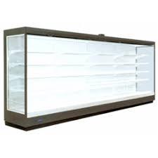 Quầy đông mát trưng bày siêu thị Carrier MENDOSLUD/M210