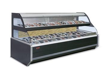 Tủ trưng bày siêu thị Southwind SDSM-T0121-08SD5