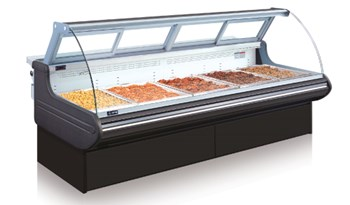 Tủ trưng bày thực phẩm siêu thị Southwind SME0M2-08CS