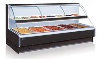 Tủ trưng bày thực phẩm siêu thị Southwind SME0M2-06CD2