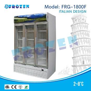 Tủ mát 3 cánh đứng  Frozen FRG-1800F