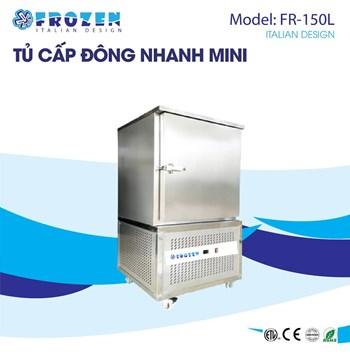 Tủ cấp đông nhanh nông sản Frozen FR-150L
