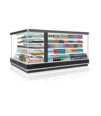 Tủ trưng bày siêu thị Southwind SMM4D2-12NS