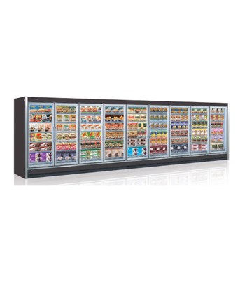 Tủ trưng bày siêu thị Southwind  SMR3G2-04DW