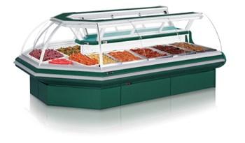 Tủ trưng bày siêu thị Southwind  E0M1-08CS