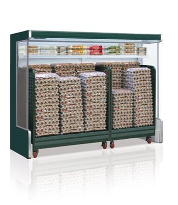 Tủ trưng bày siêu thị Southwind SMS1R2-08SL