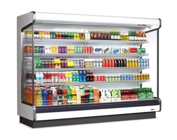 Tủ trưng bày siêu thị Southwind GWO-MNA