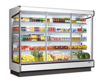 Tủ trưng bày siêu thị Southwind GWO-MHB