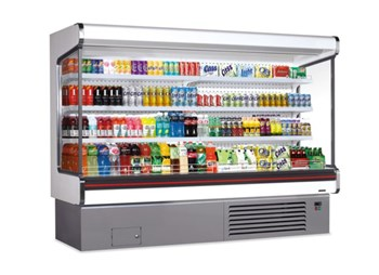 Tủ trưng bày siêu thị Southwind GWO-MBS3F