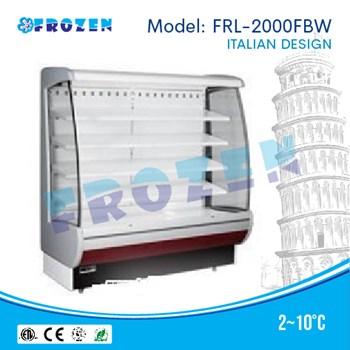 Tủ trưng bày siêu thị Frozen FRL-2000FBW