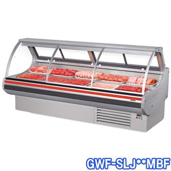 Tủ trưng bày siêu thị Southwind GWF-SLJ***MBF