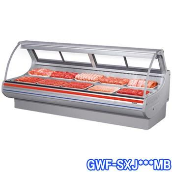 Tủ trưng bày siêu thị Southwind GWF-SXJ***MB