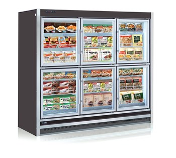 Tủ đông trưng bày siêu thị Southwind SMR5G2-5D2