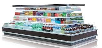 Tủ trưng bày siêu thị Southwind SMS3D2-12NT
