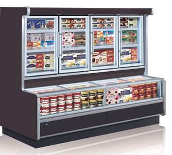 Tủ đông trưng bày siêu thị Southwind K3G1-08D