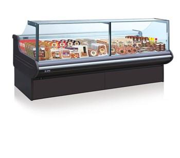 Tủ trưng bày siêu thị thức ăn nhanh Southwind SME0M2-12SF