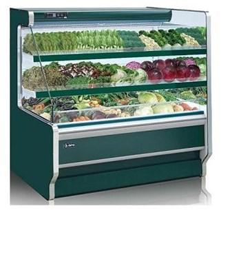 Tủ trưng bày rau củ siêu thị Southwind SMM2V1-08SS