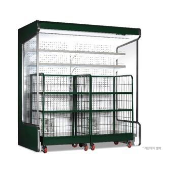 Tủ mát trưng bày siêu thị Southwind GWO-MDA