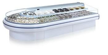 Tủ trưng bày hải sản siêu thị Southwind SMF1M2-10CR