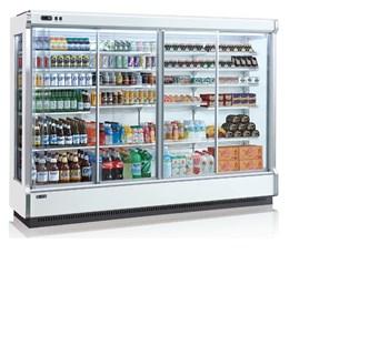 Tủ trưng bày siêu thị Southwind SMM5D2-06SPD