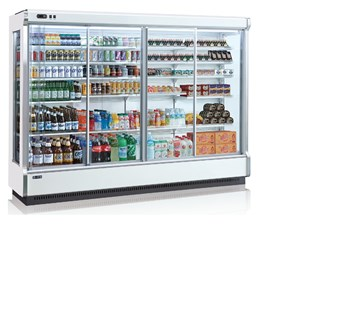Tủ trưng bày siêu thị Southwind SMM5D2-08SPD