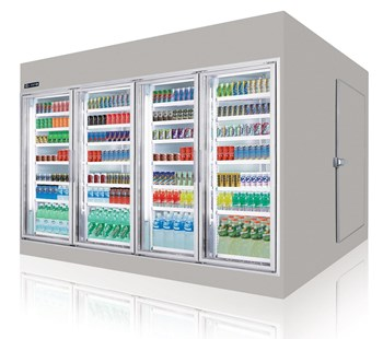 Tủ mát trưng bày siêu thị Southwind  W6D1-3DS