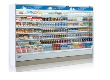 Tủ trưng bày siêu thị Southwind SMC6D2-03LR