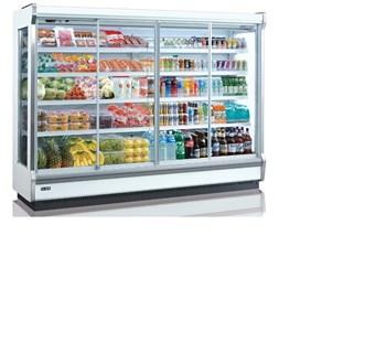 Tủ trưng bày siêu thị Southwind SMC4D2-08SD