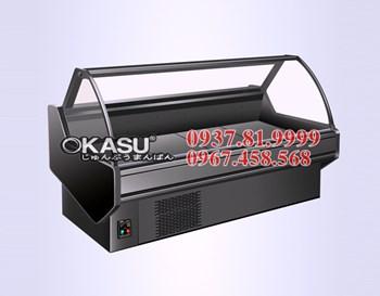 Tủ mát siêu thị Okasu SG09SG