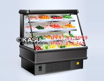 Tủ mát siêu thị Okasu SG11SY