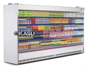 Tủ mát siêu thị OKASU OKS- F6-A