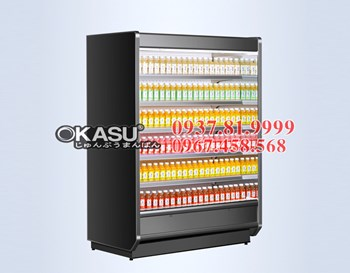Tủ trưng bày siêu thị OKSU OKS-SG09S3